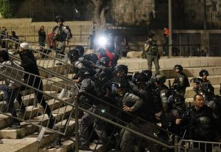 Border police deployed in some Israeli cities amid Arab riots