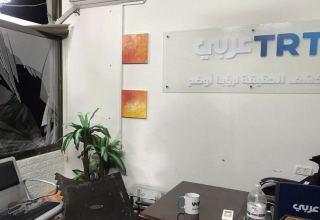 Израиль нанес удар по зданию турецкого телеканала в секторе Газа