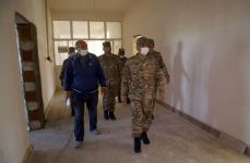 Azerbaijani MoD names number of commissioned military units in liberated areas (PHOTO) - Gallery Thumbnail