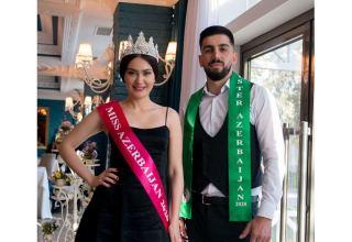 От Трои до Баку - конкурс красоты Miss&Mister Azerbaijan-2021 (ФОТО)
