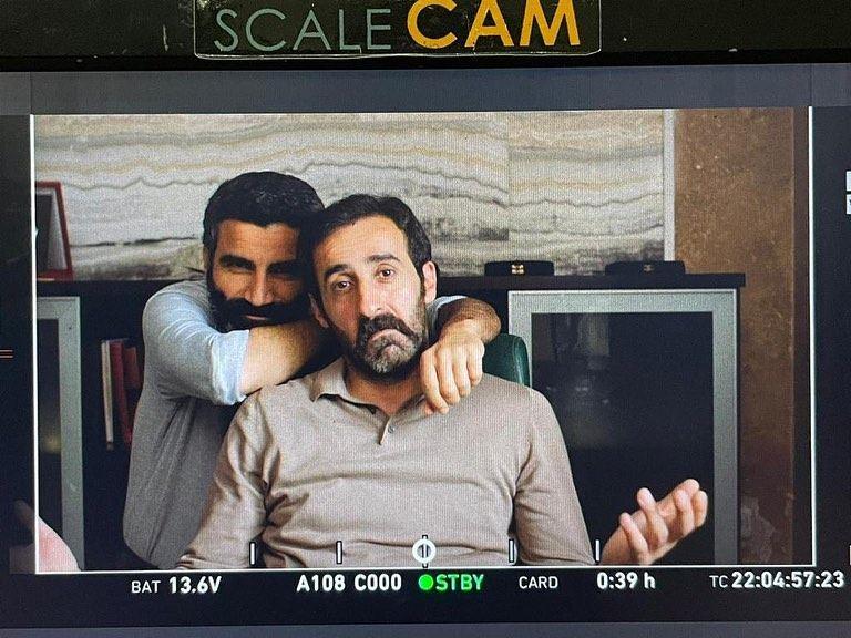 Немцы восхищены азербайджанским актером. Расим Джафар о фильме в стиле Робера Брессона (ФОТО) - Gallery Image