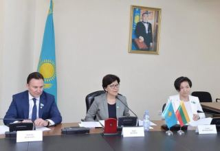 Kazakhstan strengthening interparliamentary ties with Lithuania