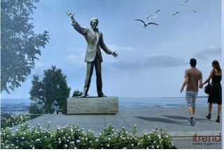 Bronze monument to world-famous Azerbaijani singer to be ready in a month - Trend TV