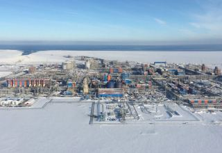 Novatek to complete Arctic LNG-2 construction one year earlier