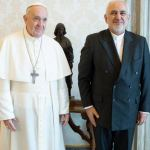 Iran's FM discussing international issues with Pope (PHOTO) - Gallery Thumbnail