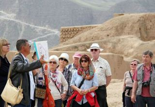 Overview of Turkmen tourism sector's development