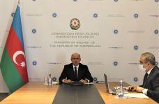 В Азербайджане состоялось 3-е заседание Рабочей подгруппы по зоне «зеленой» энергии (ФОТО) - Gallery Thumbnail