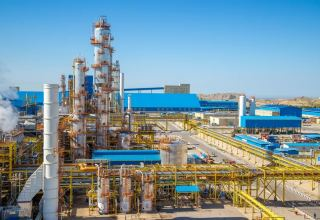 Iran's Persian Gulf Petrochemical Industries Corporation sets new record