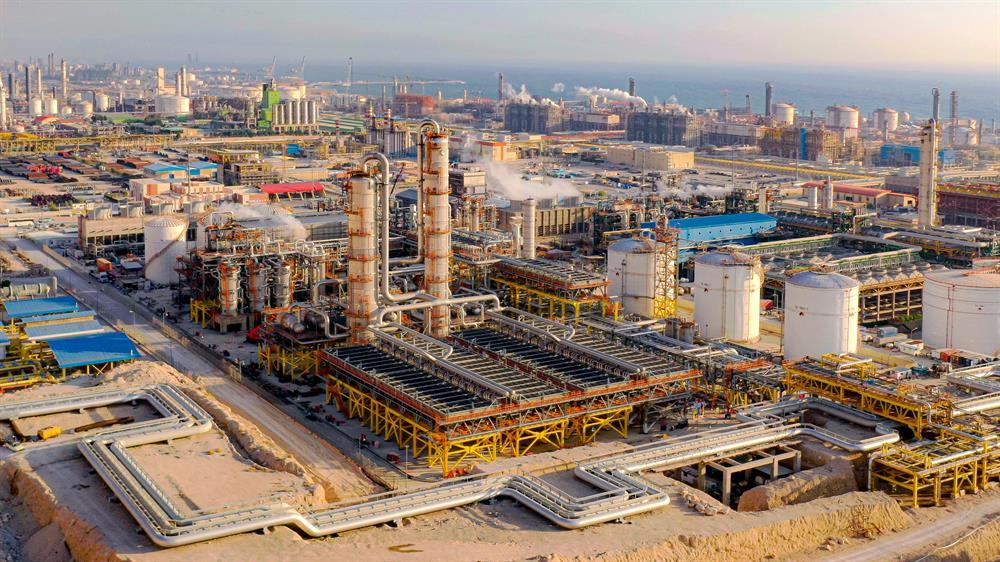 Iran expects income increase from its petrochemical industry