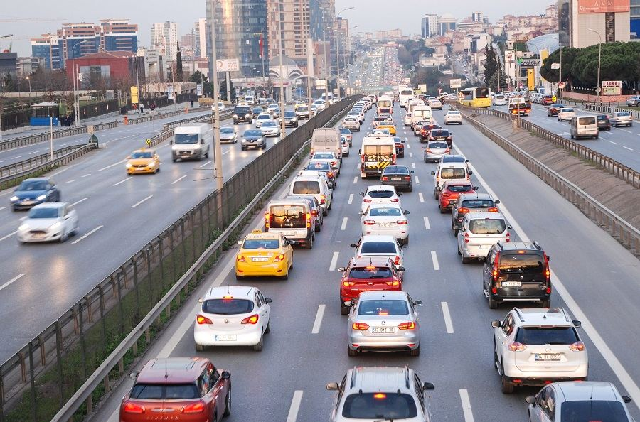 Number of vehicles used in Turkey increases