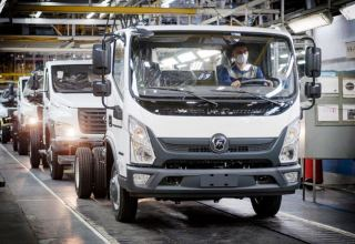 Russian GAZ to study organization of light commercial vehicles output in Uzbekistan