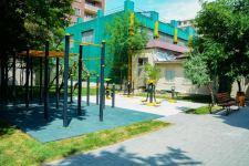"""Парк на проспекте """"8 Ноября"""" в Баку открылся после реконструкции (ФОТО) - Gallery Thumbnail"""