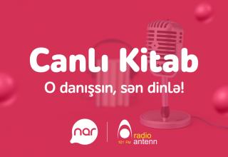 При поддержке Nar создается самый крупный в стране азербайджаноязычный архив  аудиокниг