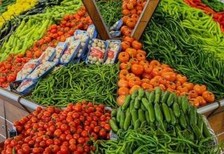 Agricultural production rises in Azerbaijan's Nakhchivan