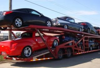 Turkey records increase in car exports to Iran