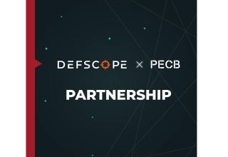 DEFSCOPE is a PECB partner now!