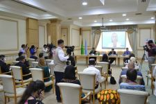 Turkmenistan and UNOPS: new landmarks of cooperation for the attainment of the Sustainable Development Goals - Gallery Thumbnail