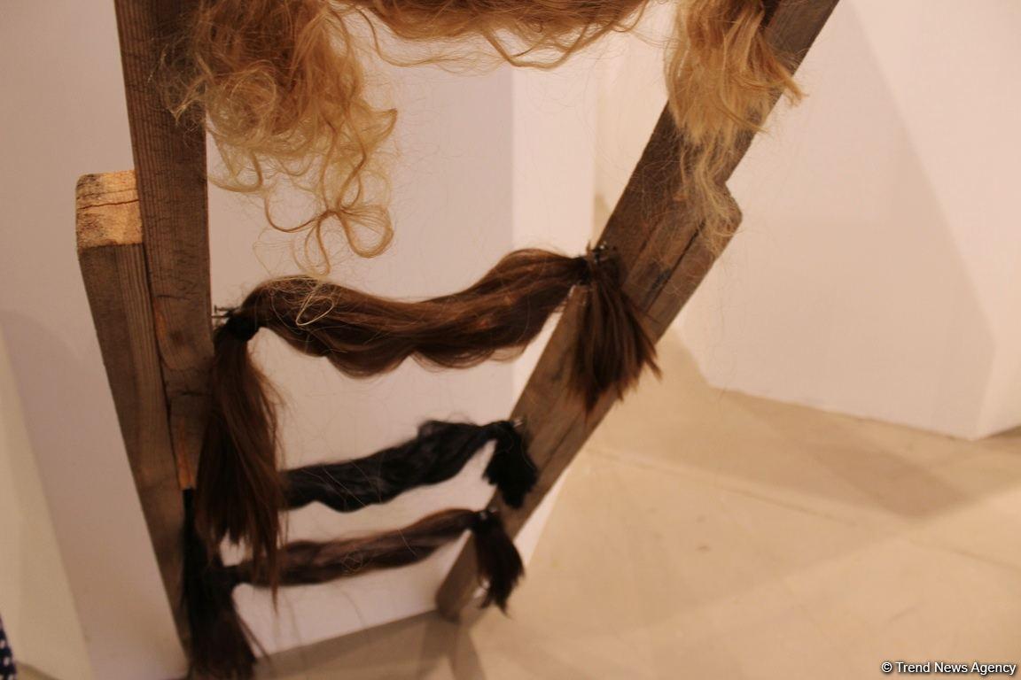 """YARAT представил новую персональную выставку Рашада Алакбарова """"Ты сам и есть!"""" (ФОТО) - Gallery Image"""