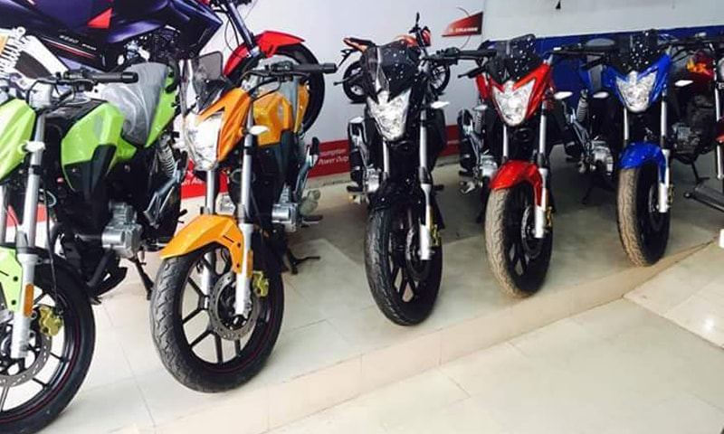 Iran talks imports of motorcycle imports from India