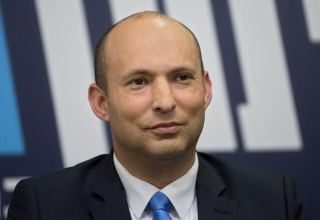Israel's new PM vows to toughen up approaches against Hamas