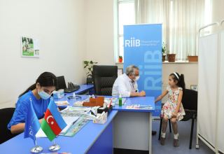 Azerbaijan carrying out oncological check-ups in districts among children from low-income families (PHOTO)
