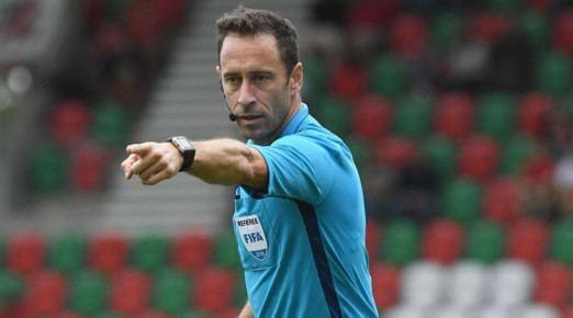 Стали известны арбитры матча Уэльс-Турция в Баку в рамках ЕВРО-2020
