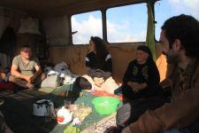 В Азербайджане снимается фильм о супербабушке, которая противостояла волкам (ФОТО) - Gallery Thumbnail