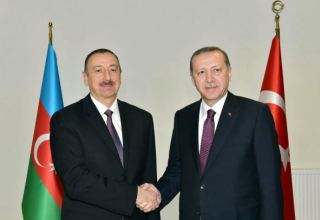 Presidents of Azerbaijan and Turkey have joint dinner in Shusha