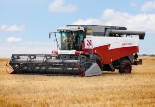 Russian harvesters to be assembled in Azerbaijan