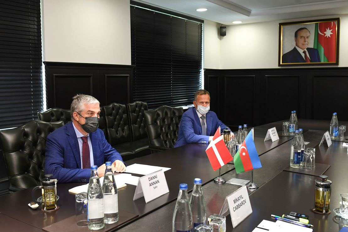 Azerbaijan invites Danish companies to benefit from country's favorable business climate (PHOTO) - Gallery Image