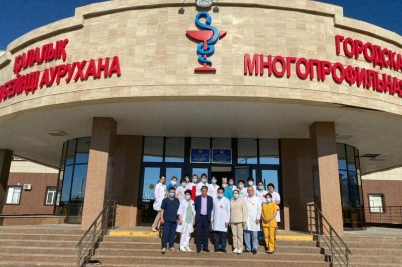 Начаты клинические исследования новой казахстанской вакцины против Сovid-19 - QazCoVac-P