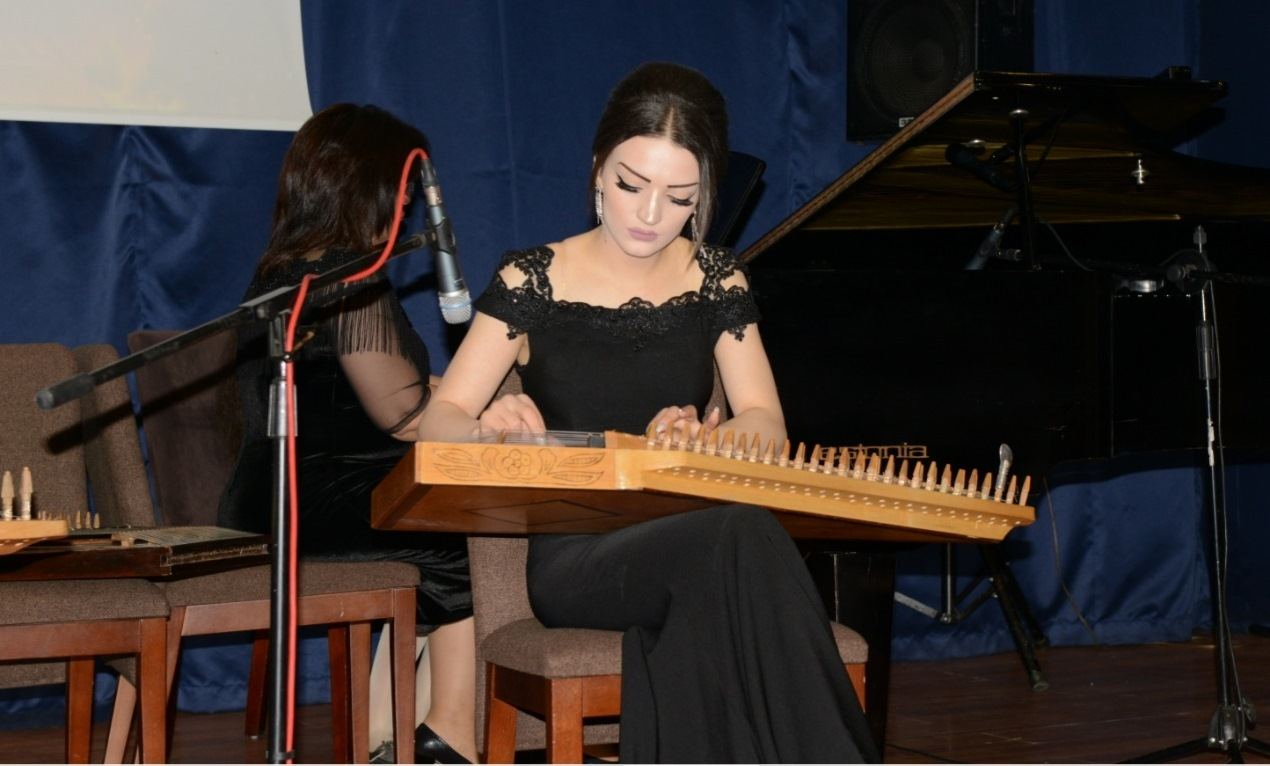 Азербайджанская инструменталистка стала обладателем гран-при American Edition, организованного США, Великобританией и Италией (ВИДЕО)