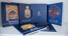 Фонд Гейдара Алиева представил в Шуше издание «Культурное наследие Карабаха» (ФОТО) - Gallery Thumbnail