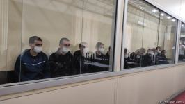 Trial begins in Baku over several Armenians who committed terror in Azerbaijan (PHOTO) - Gallery Thumbnail