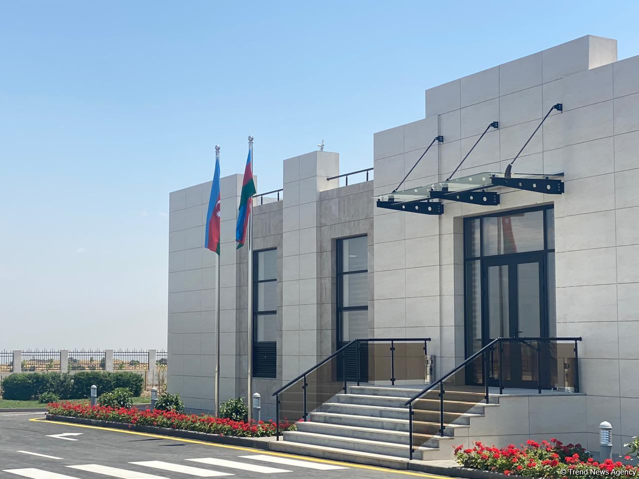 New power substations under construction in Azerbaijan's liberated districts - Azerenerji (PHOTO) - Gallery Image