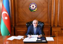 Azerbaijan discusses issues on addressing damage caused by Armenian aggression - Gallery Thumbnail
