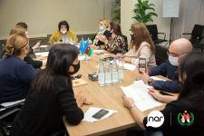 Azərbaycanda ilk jest dili lüğətinin veb-səhifəsinın hazırlanması işləri davam edir (FOTO) - Gallery Thumbnail