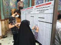 President and parliament speaker cast vote in presidential election (PHOTO) - Gallery Thumbnail