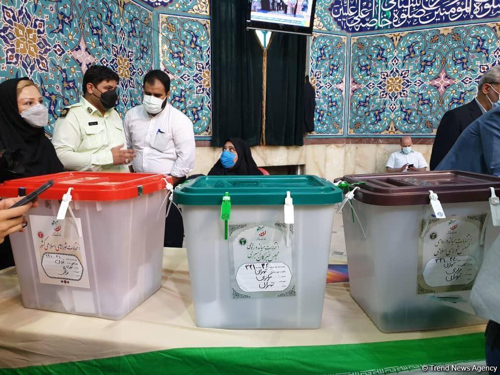 Главный претендент на пост президента Ирана проголосовал на выборах