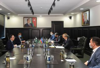 Azerbaijan, Pakistan discuss co-op on projects to be implemented in liberated lands (PHOTO)