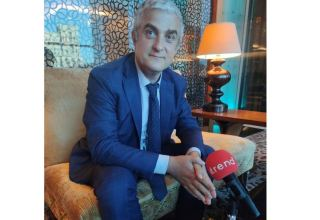 Maersk Drilling can still provide various opportunities for co-op with Azerbaijan - ambassador