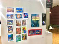 Картины азербайджанских художников представлены в Лувре, или Прибытие Шарля де Голля в Баку (ФОТО) - Gallery Thumbnail