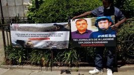 Nyu-Yorkda minaya düşərək həlak olan azərbaycanlı jurnalistlər yad edilib (FOTO) - Gallery Thumbnail
