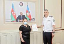 Azərbaycan vətəndaşlığına qəbul edilən 245 nəfər and içib (FOTO) - Gallery Thumbnail