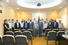 Избраны члены Общественного совета при Агентстве Азербайджана по разминированию (ФОТО) - Gallery Thumbnail