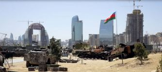 Website of Belgian VRT TV channel shows footage of Azerbaijan's liberated Aghdam - Gallery Thumbnail