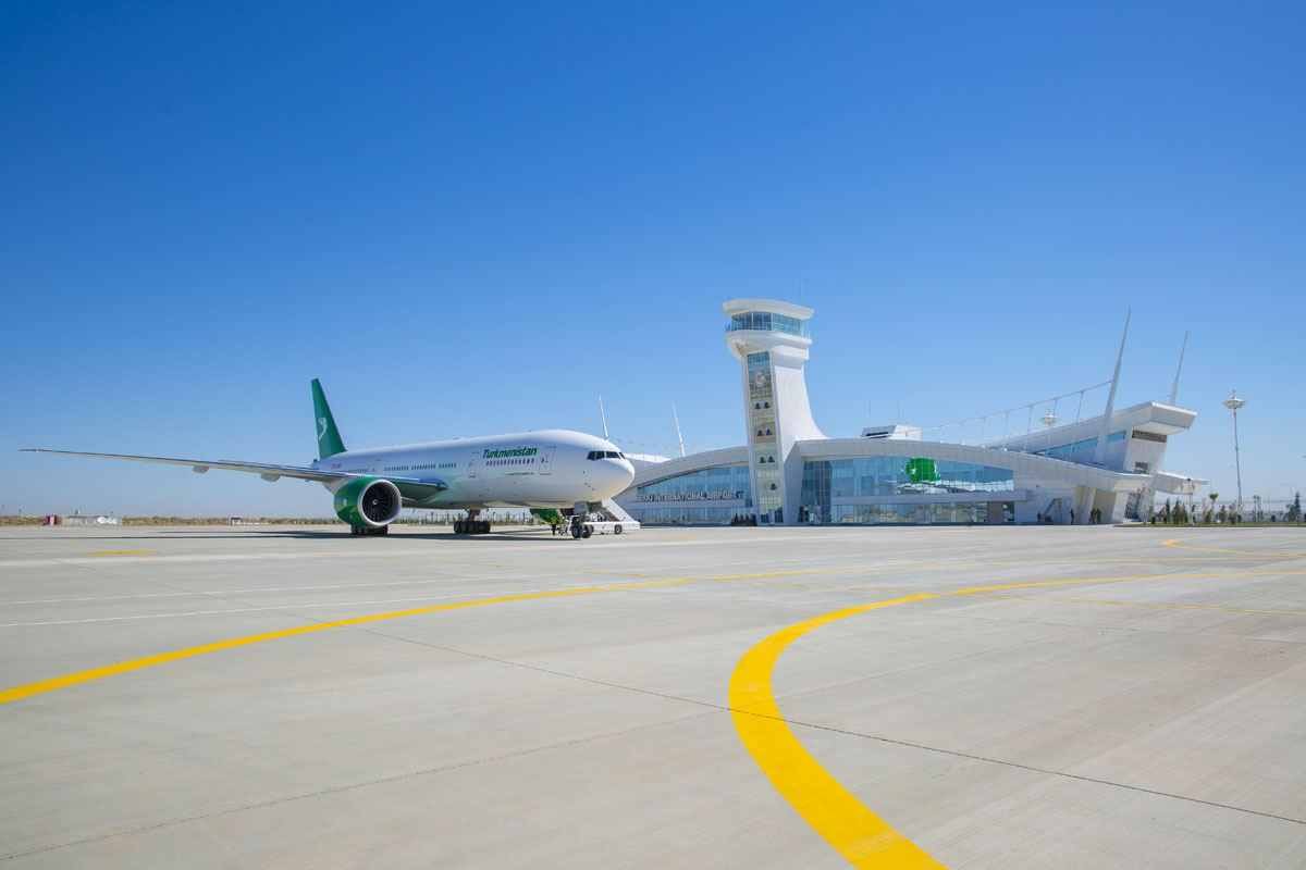 Turkmenistan Ailrlines extend tender for turnkey construction of new airport