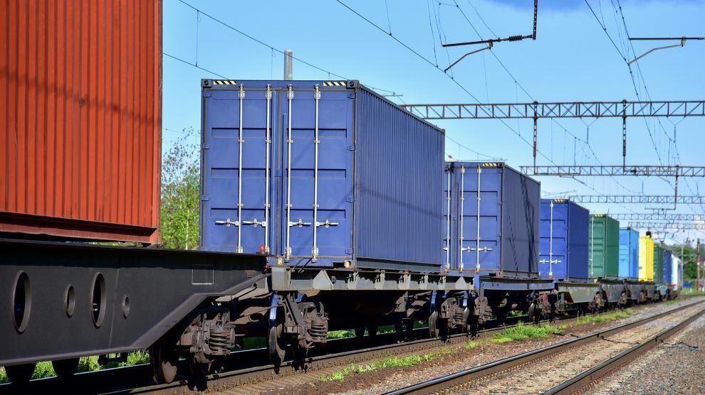 BTQ ilə daşınan konteynerlərin sayı 60 faizdən çox artıb