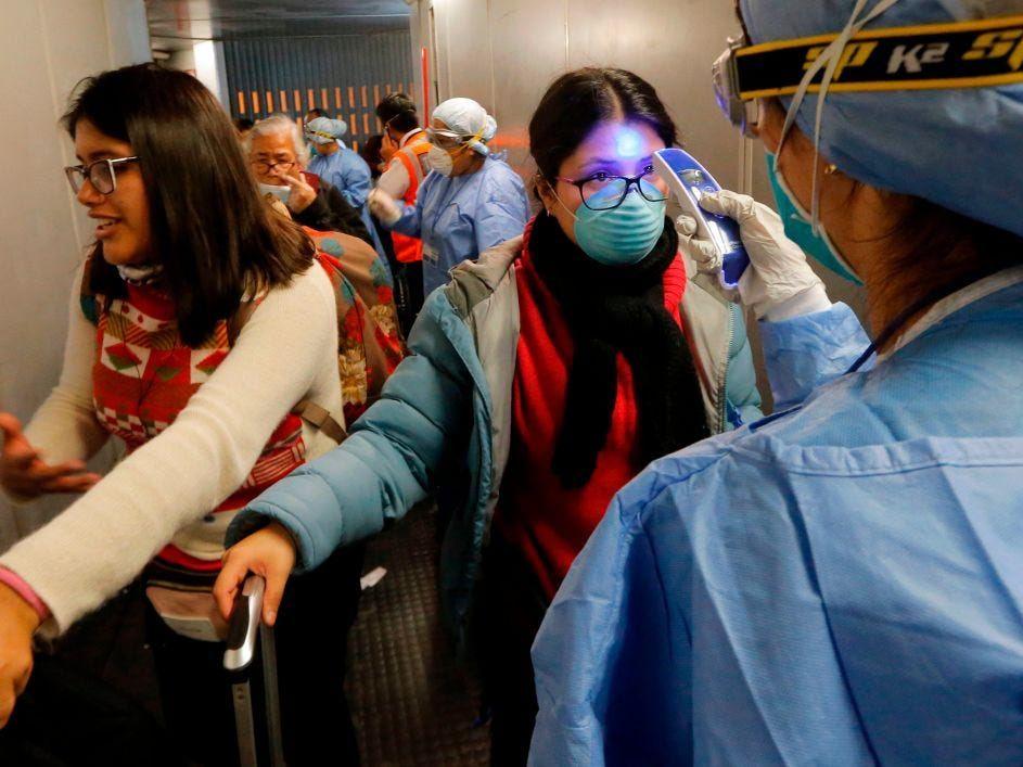 """В Чили подтвердили первый случай заражения штаммом коронавируса """"Дельта"""""""