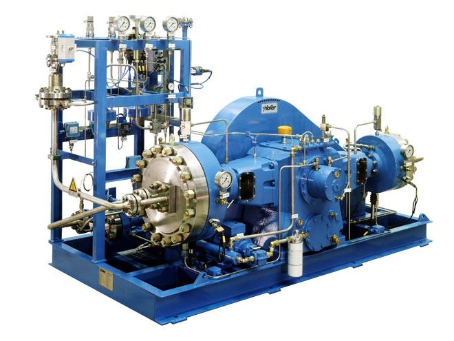 Hydrogen compressor market to see growth, as demand for energy & power rising